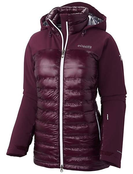 Women's Heatzone 1000 TurboDown™ Hooded Jacket