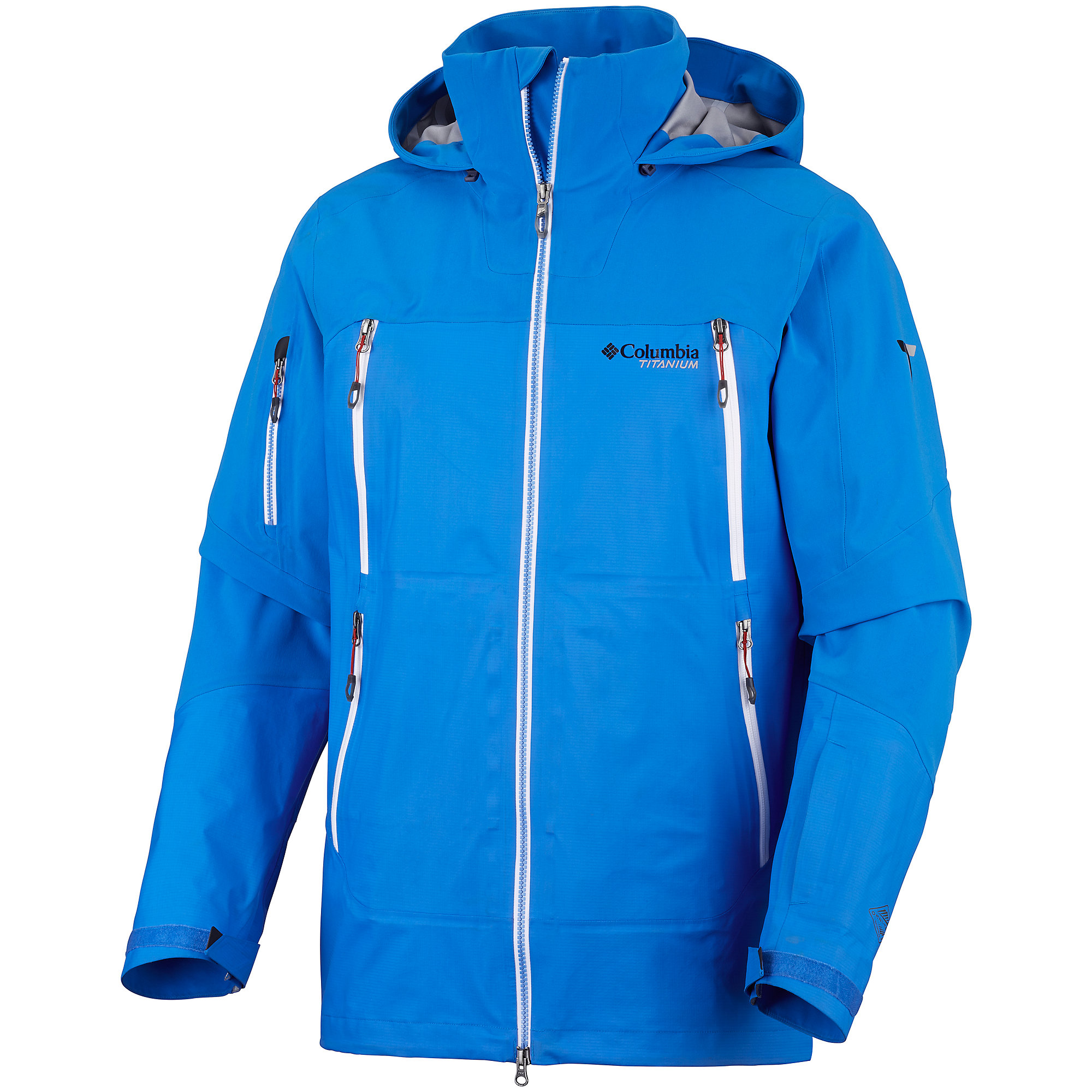 Columbia A Basin Ripper Shell Jacket
