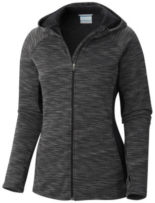 Women's Optic Got It Hooded Thermo-Stretch Fleece Jacket | Columbia