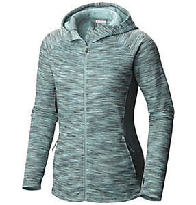 Women's Optic Got It™ Hooded Fleece Jacket – Plus Size