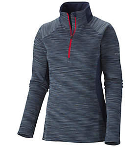 Women's Optic Got It™ III Half Zip Fleece Jacket
