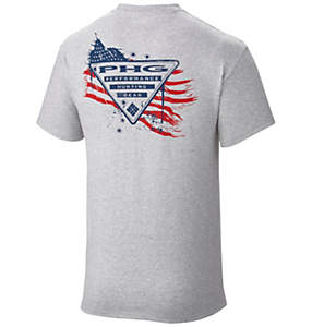 Men's PHG Americana Flag Triangle™ Tee Shirt