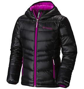 Manteau à capuchon en duvet Gold 550 Turbodown™ pour fille