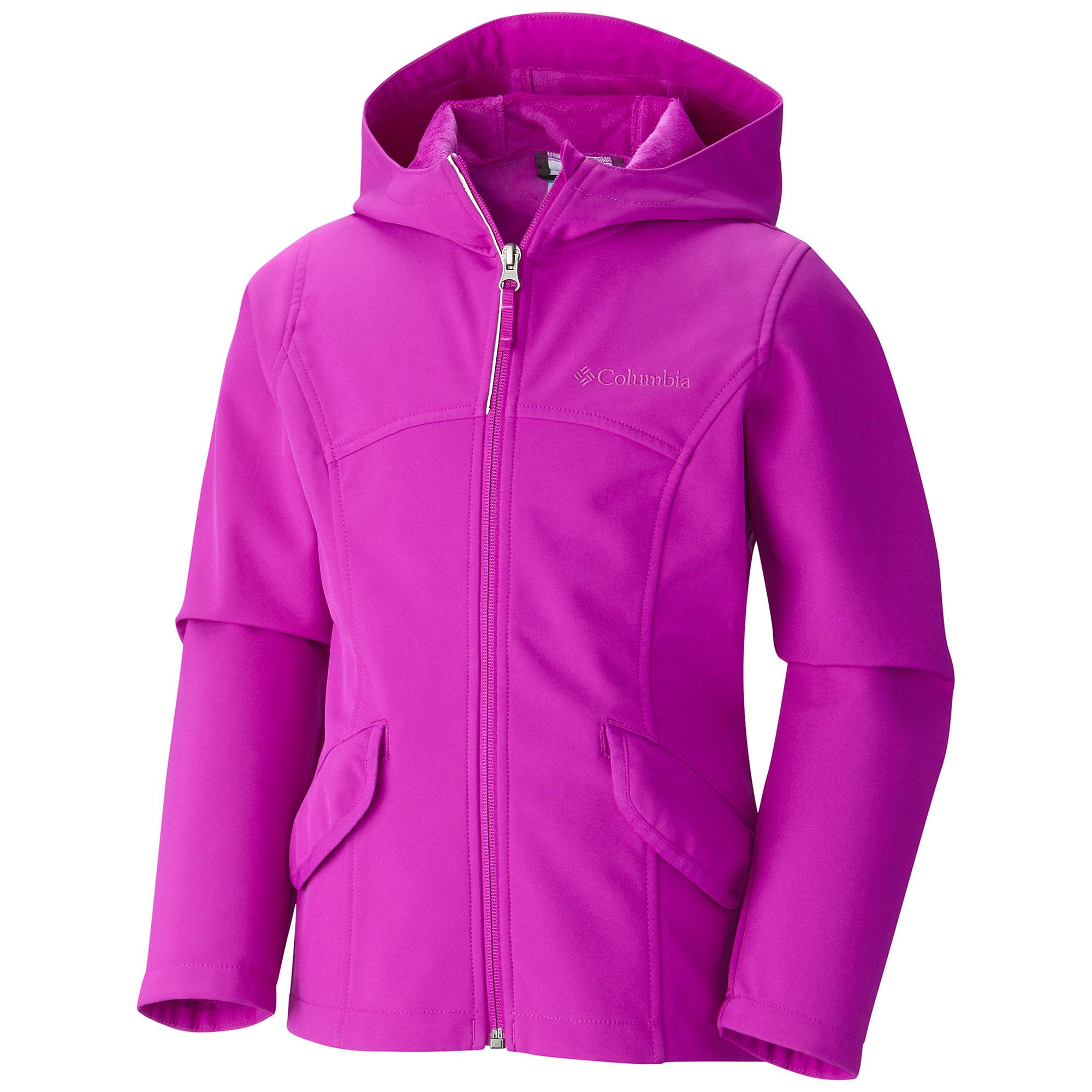 Columbia Phurtec Softshell Hooded Jacket