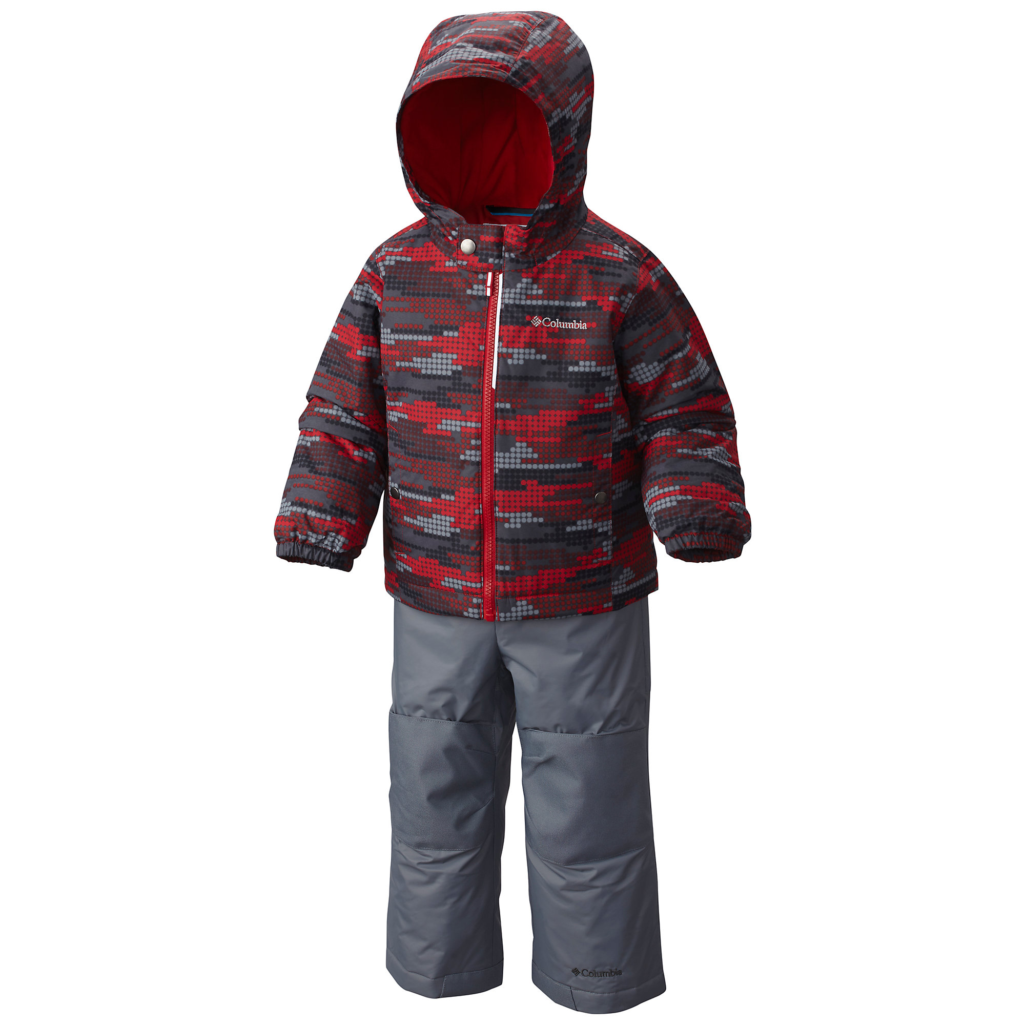 photo: Columbia Frosty Slope Set kids' snowsuit/bunting
