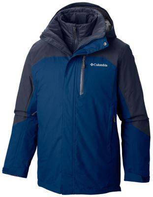 Amazon.com: Columbia Men's Lhotse II Interchange Jacket: Sports ...