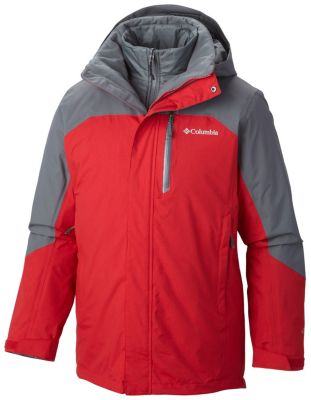 Columbia Lhotse II Interchange Jacket