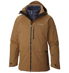 Men's Vamoose 860 TurboDown™ Interchange Jacket