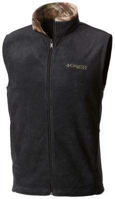 Men's PHG™ Fleece Vest at Columbia Sportswear in Daytona Beach, FL | Tuggl