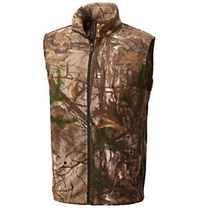 Men's PHG™ Camo Fleece Vest