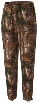 photo: Columbia PHG Camo Fleece Pant