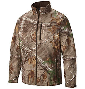 Men's PHG Ascender™ Camo Softshell Jacket