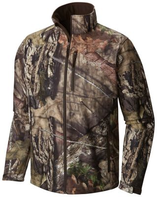 photo: Columbia PHG Ascender Camo Softshell