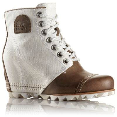 e95094ec8331 SOREL Women s 1964 Premium Wedge featuring coated canvas.