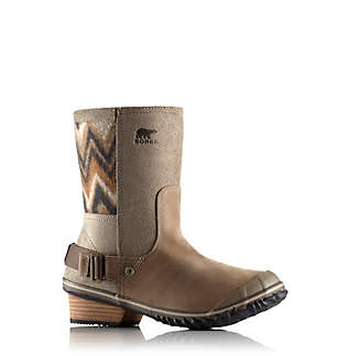 Women's Slimshortie™ Chevron Boot