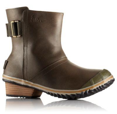 Women's Slimboot™ Pull On Leather Boot