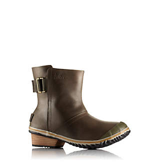 Women's Slimboot™ Pull On Leather Boot