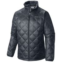 Mens Gold 650 Turbodown Diamond Quilt Jacket - Graphite or Marine Blue