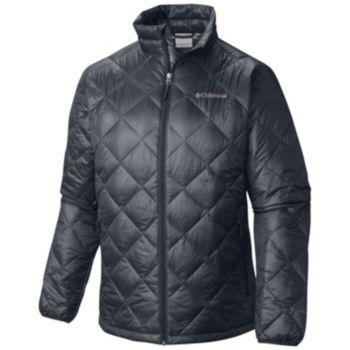 Mens Gold 650 Diamond Quilt Jacket