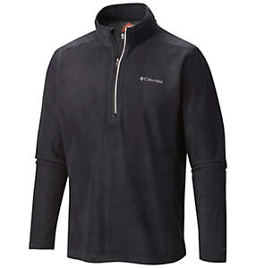 Men's Blue Basin™ Half Zip Fleece Pullover