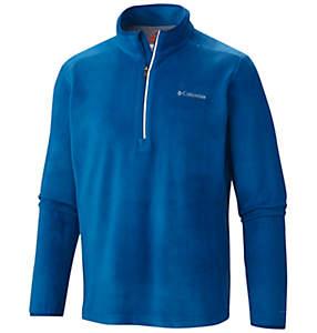 Men's Blue Basin™ Half Zip Fleece Pullover