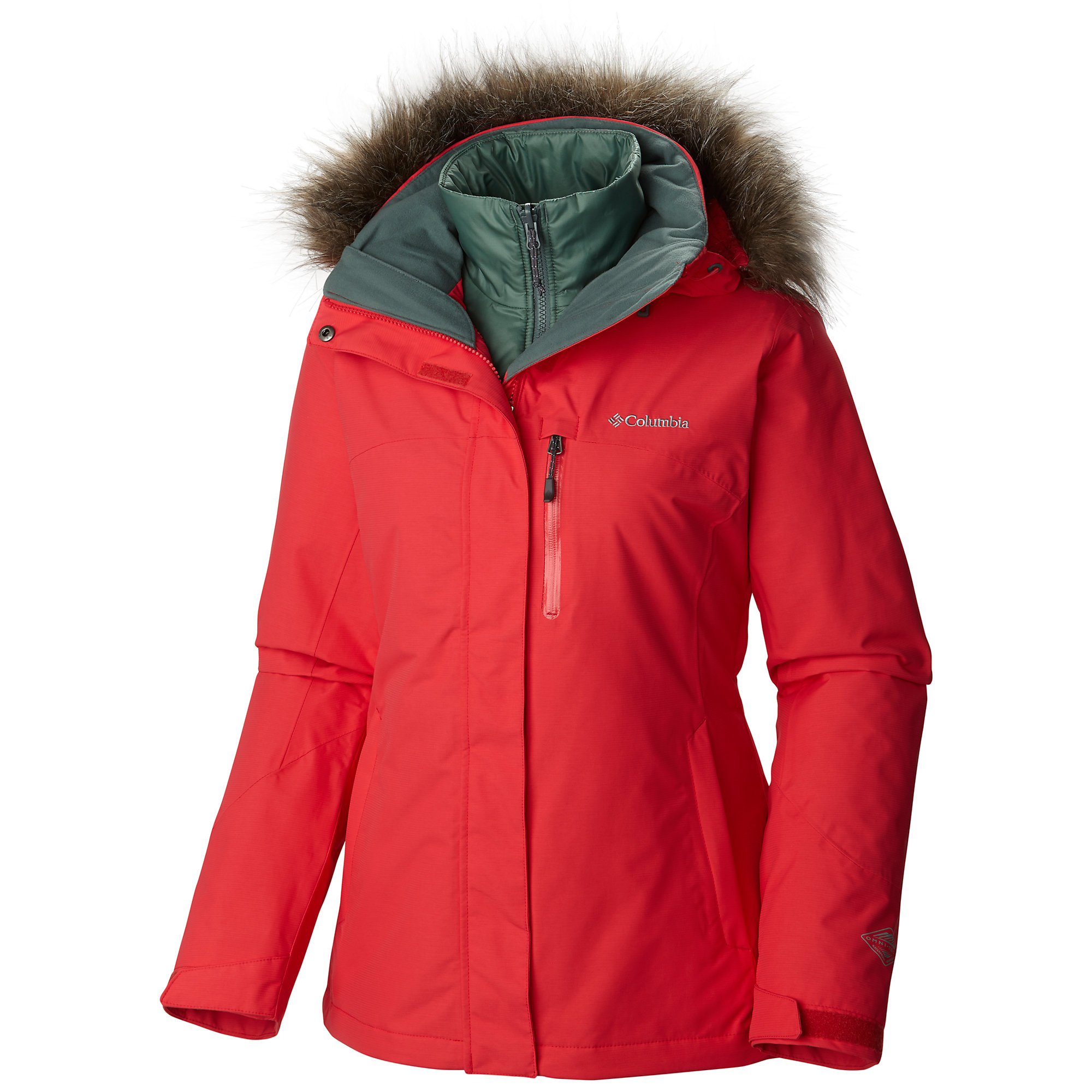 photo: Columbia Lhotse Interchange Jacket