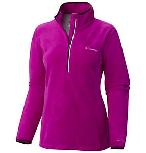 Women's Blue Basin™ Half Zip Fleece