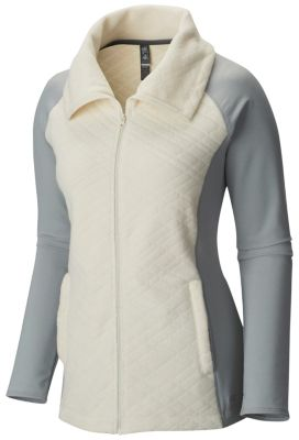 photo: Mountain Hardwear Diamond Quartz Full Zip Sweater