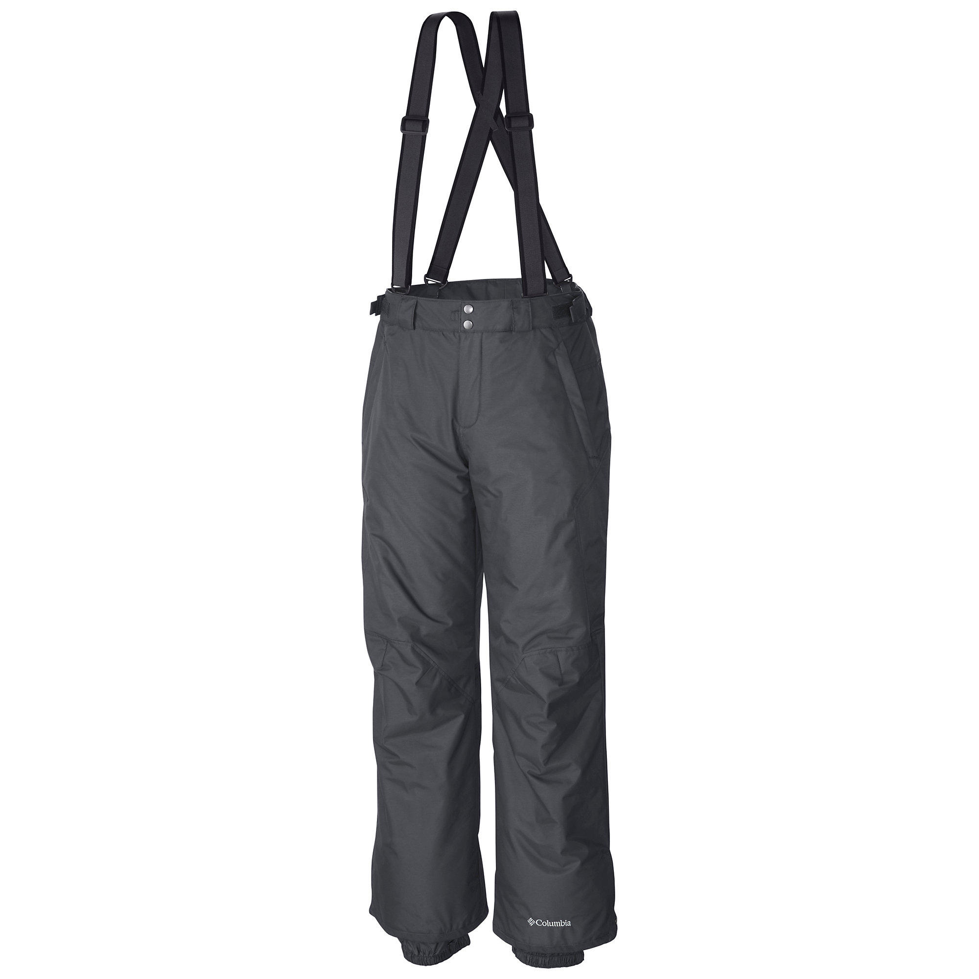 photo: Columbia Bugaboo Omni-Heat Suspender Pant