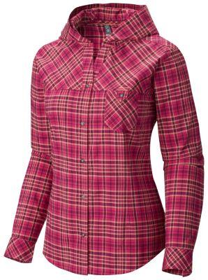 Mountain Hardwear Tahoma Hooded Flannel Long Sleeve Shirt