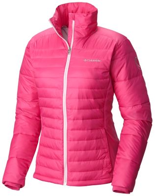 Columbia Tested Tough in Pink Hybrid Jacket