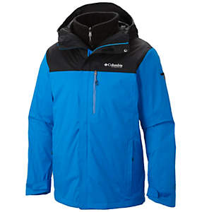 Men's Mountainside Turbulence™ Interchange Jacket