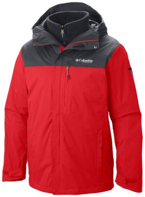 Columbia Mountainside Turbulence Interchange Jacket