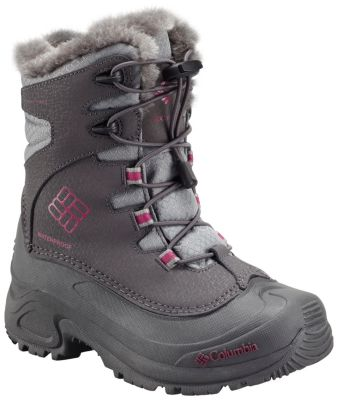 Youth Bugaboot™ Plus III Omni-Heat Boot at Columbia Sportswear in Daytona Beach, FL | Tuggl