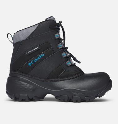 Boy's Rope Tow™ III Waterproof Boot - Youth at Columbia Sportswear in Daytona Beach, FL | Tuggl