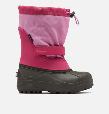 Youth Powderbug™ Plus II Snow Boot at Columbia Sportswear in Daytona Beach, FL | Tuggl