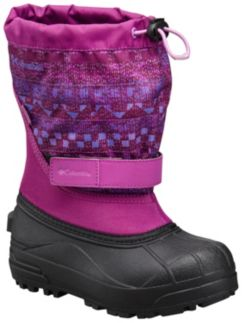 Youth Powderbug™ Plus II Print Snow Boot