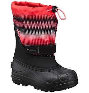 Youth Powderbug™ Plus II Print Snow Boot