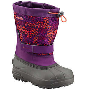 Children's Powderbug™ Plus II Print Snow Boot
