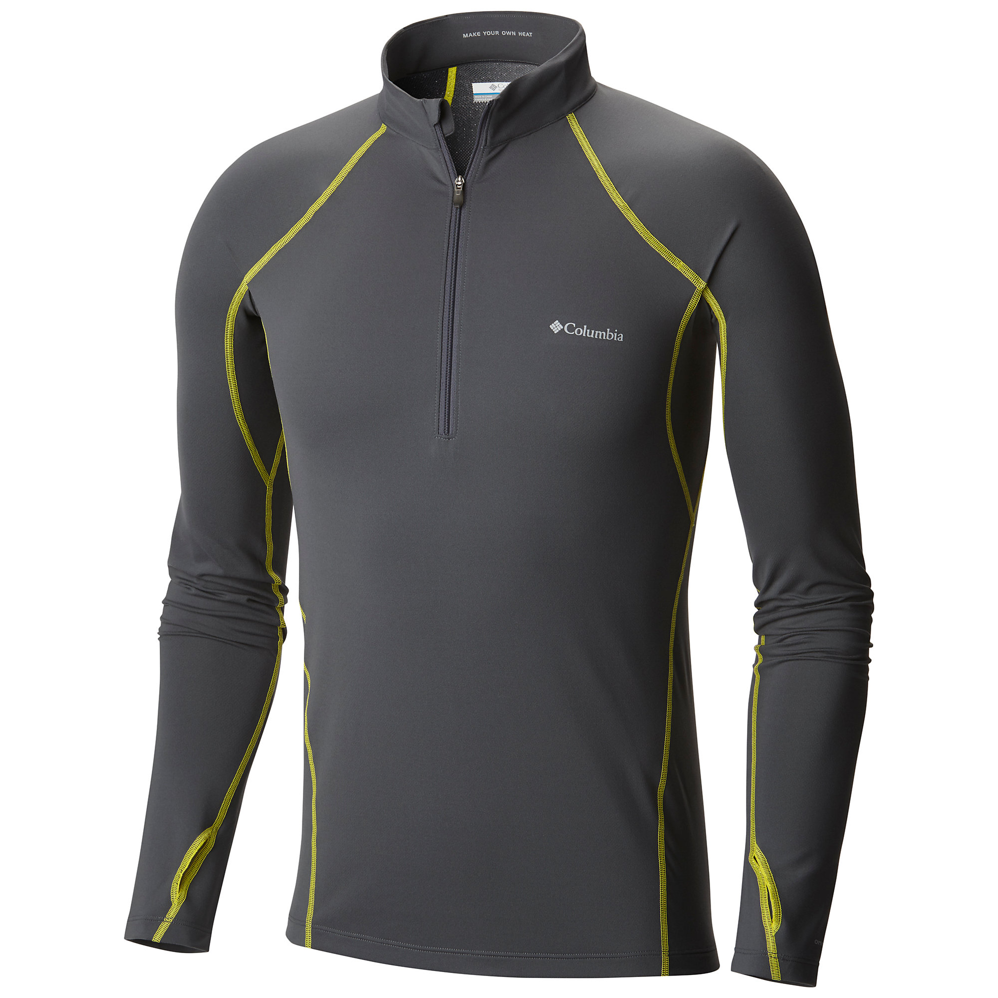 Columbia Midweight Stretch Long Sleeve Baselayer Half Zip