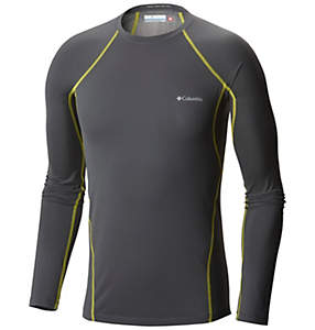 Men's Midweight Stretch Baselayer Long Sleeve Shirt