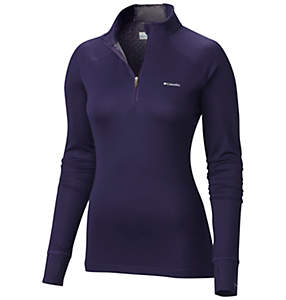 Women's Heavyweight II Baselayer Long Sleeve Half Zip Shirt