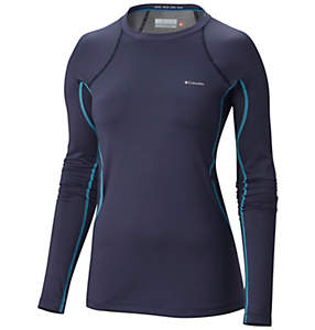 Women's Midweight Stretch Baselayer Long Sleeve Top