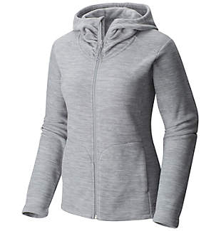 Women's Snowpass™ Fleece Full Zip Hoody