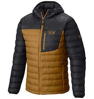 Men's Dynotherm™ Down Hooded Jacket