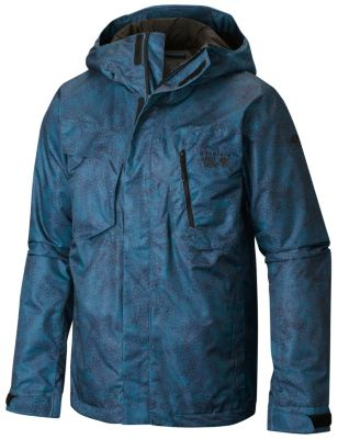 Mountain Hardwear Snowzilla Printed Jacket