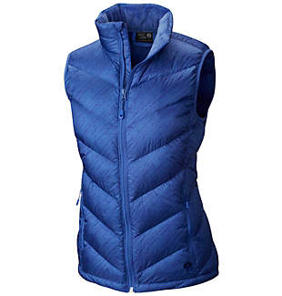 Women's Ratio™ Printed Down Vest