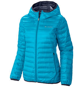 Women's  Flash Forward™ Hooded Down Jacket