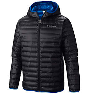 Men's Flash Forward™ Down Hooded Jacket