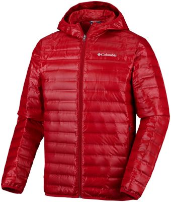 photo: Columbia Men's Flash Forward Down Hooded Jacket